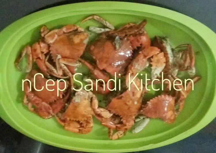 Resep Kepiting Goreng Bawang Putih Oleh Sandi Sunandar Cookpad