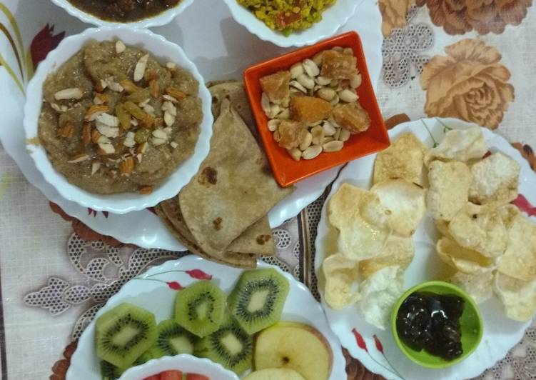 Steps to Prepare Top-Rated Thali