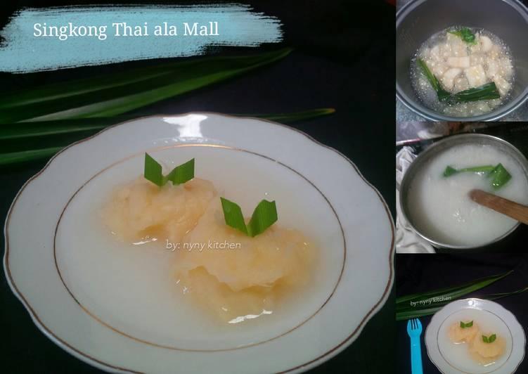 "Singkong Thai ""mall"" - cookandrecipe.com"