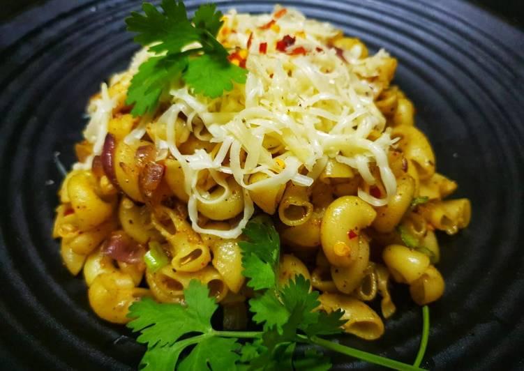 Step-by-Step Guide to Prepare Award-winning Masala macaroni