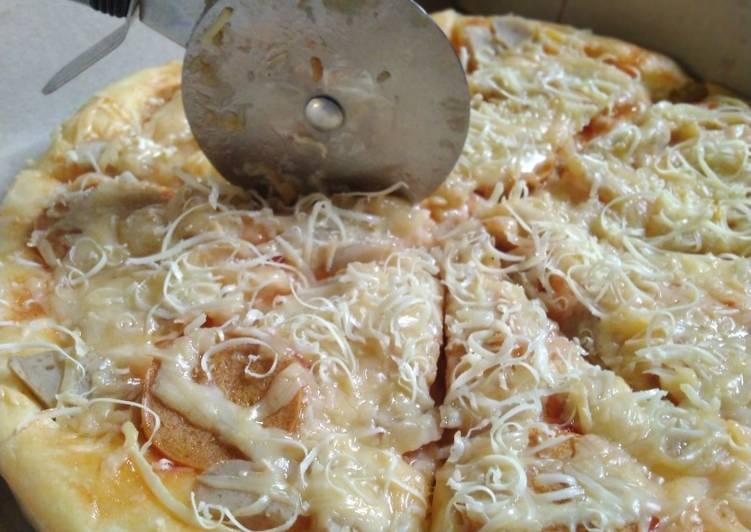 Pizza Empukk Simple