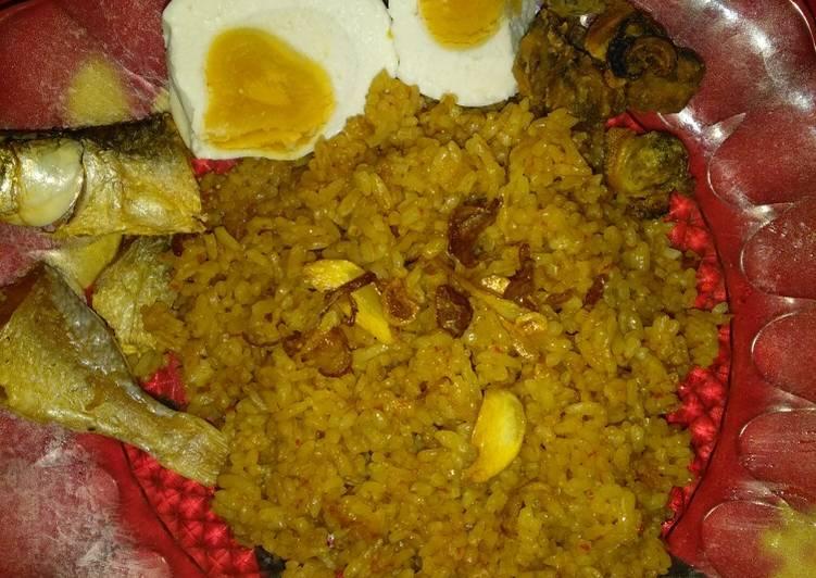 Nasi goreng rumahan ternikmat a la Amy Ny.Rico 🤩