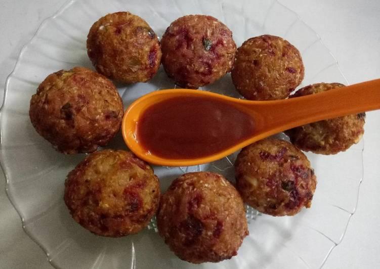 Dalia veggies balls