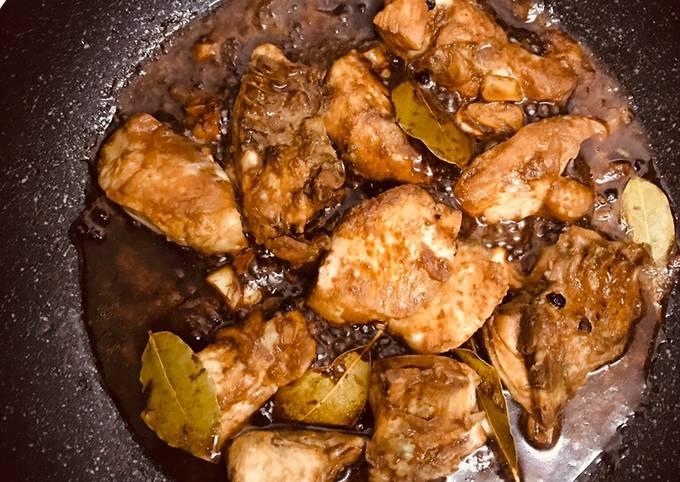 Recipe of Perfect Chicken adobo
