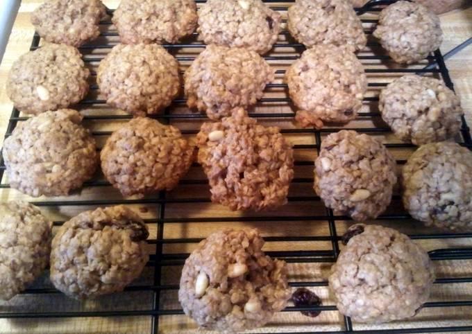 Tips Cook Best Chef Robbie's Oatmeal Cookies