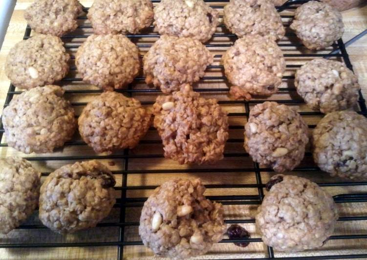 Chef Robbie's Oatmeal Cookies