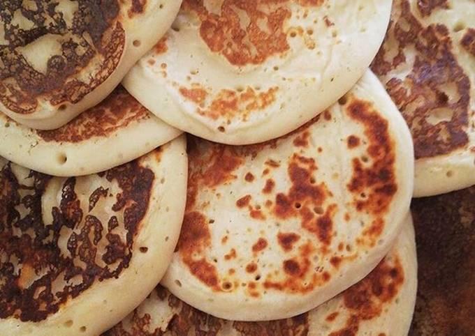 Pancakes allèges