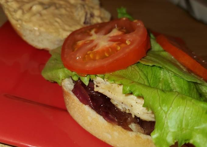 Recipe of Delicious Jeramy and Corey's Chicken Sandwich