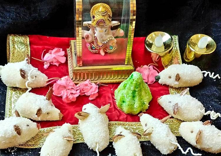 Simple Way to Make Award-winning Coconut mice