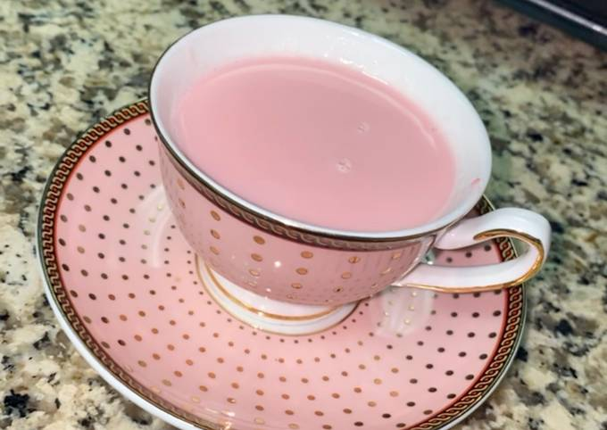 Rose milk 🌹