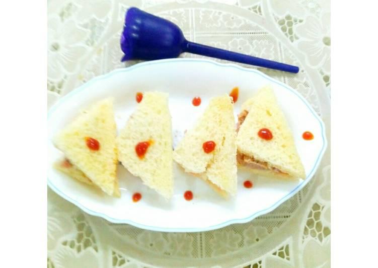 Seekh Sandwiches