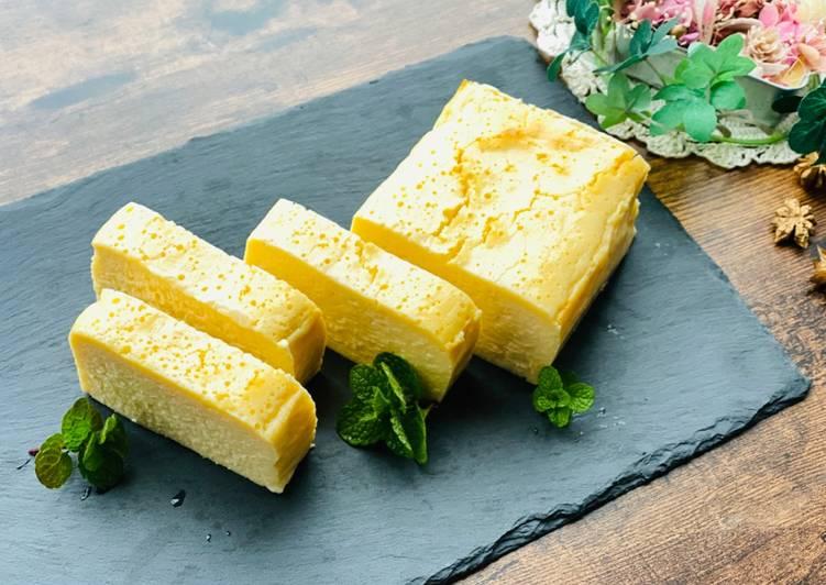 Soft Cream Cheese Cake