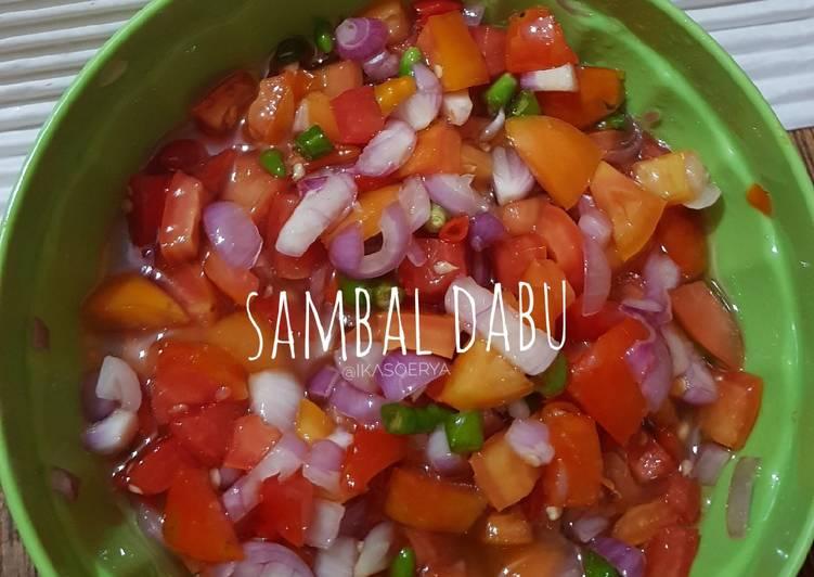 Sambal Dabu