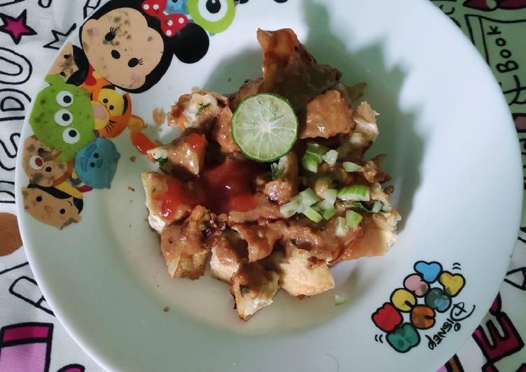 resep cara membuat Batagor Ayam