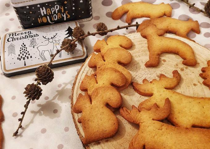 Biscuits fève tonka