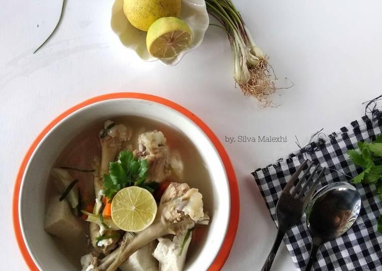 Sup Ayam Kucai