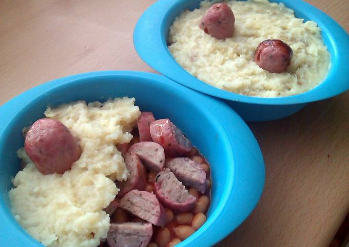 Recipe: Tasty Vickys Kids Cowboy Pie, Gluten, Dairy, Egg, Soy & Nut-Free