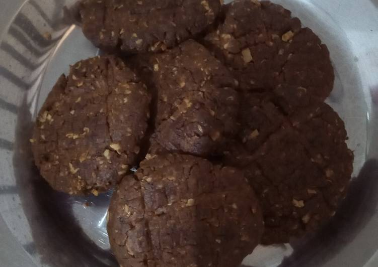 CHOCO OAT COOKIE🍪