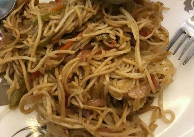 Easiest Way to Make Award-winning Noodles