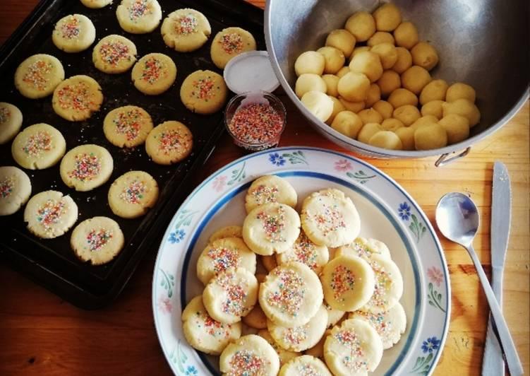 Recipe of Favorite Sugar Cookies