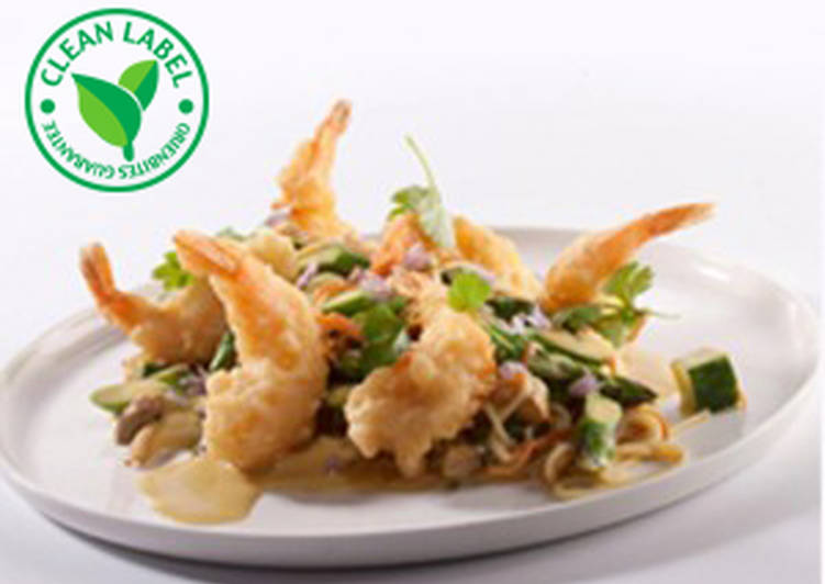 Recipe: Perfect Pasta Tempura Shrimps by Orien Bites