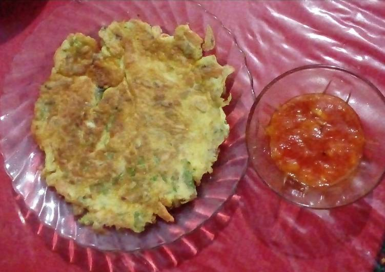 5 Minute Recipe of Any Night Of The Week Foo Yong Egg Omelette /Fuyunghai #Asiafood