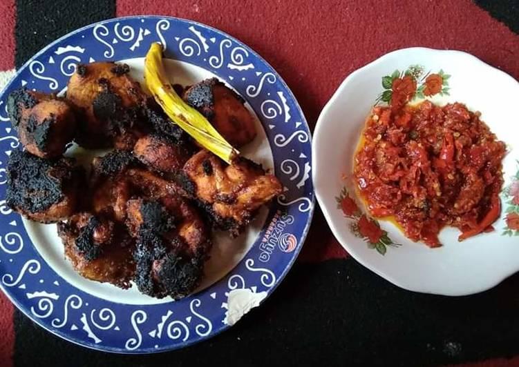 Ayam Bakar Sambal Terasi