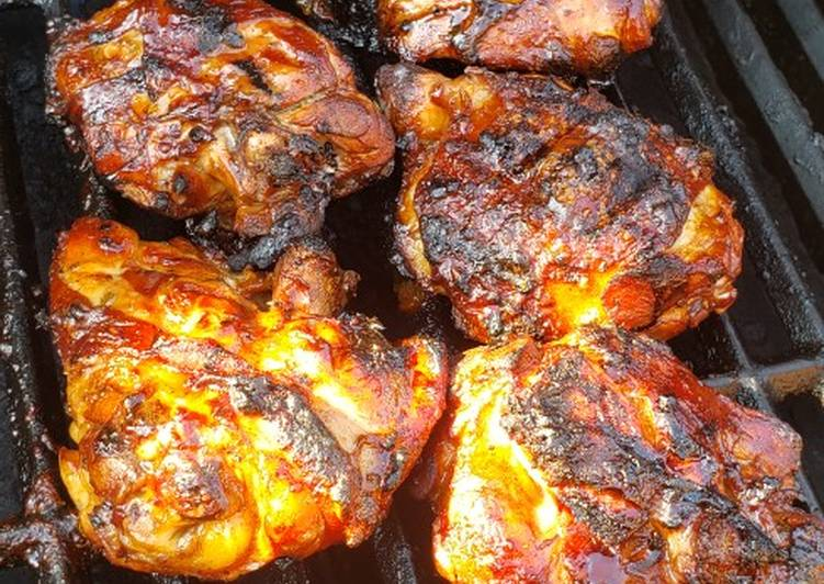 How to Cook Tasty Simple Delicious BBQ Chicken Marinade