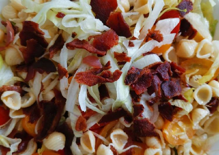 Easiest Way to Make Yummy BLT Macaroni Salad