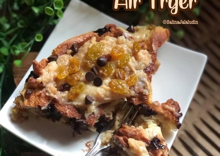 Puding Roti Air Fryer - velavinkabakery.com