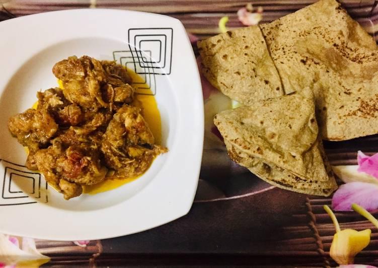 Easiest Way to Make Homemade Peshawari chicken karahi