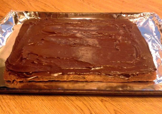 Easiest Way to Make Gordon Ramsay Chocolate Zucchini Cake
