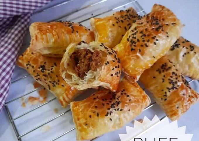 Puff Pastry Isi Abon