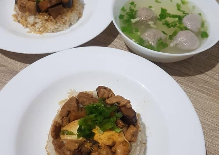 Resep Nasi Tim Rice Cooker Paling dicari