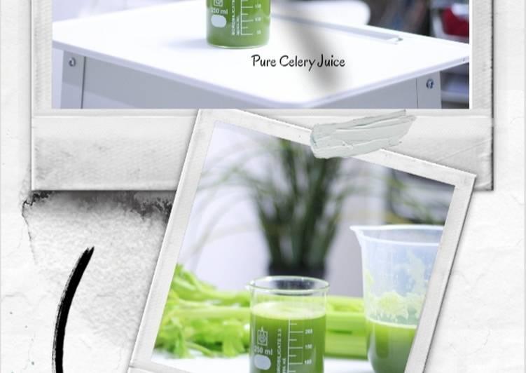 Jus Detox Pure Celery