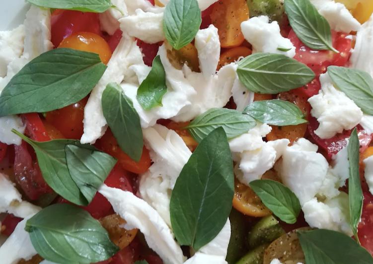 Caprese Salad or Insalata Caprese