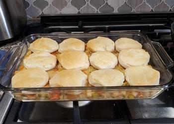 How to Prepare Perfect Chicken Pot Pie Casserole Easy