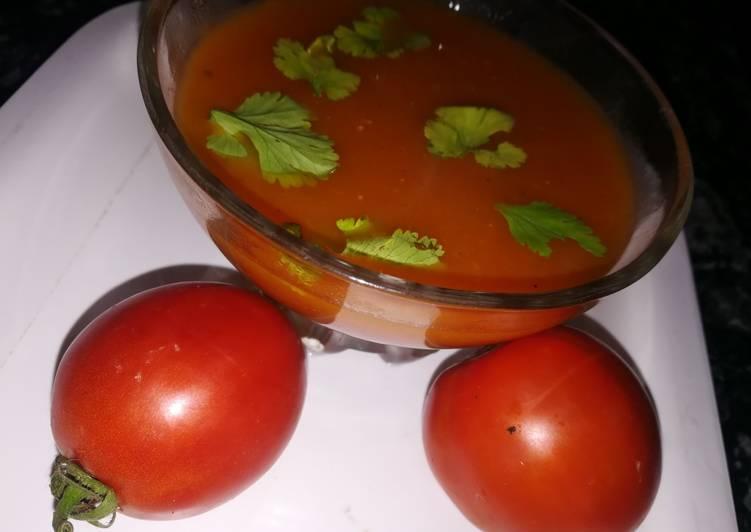 How to Prepare Speedy Tomato soup