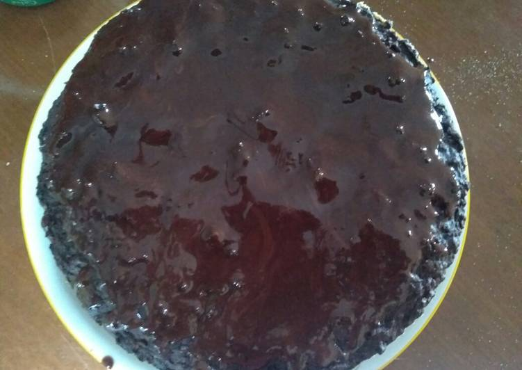 Easiest Way to Cook Tasty Eggless chocolate cake