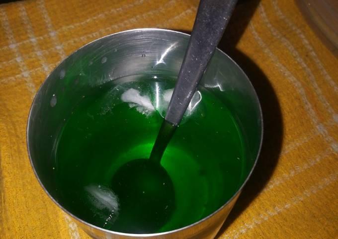 Khus lemonade