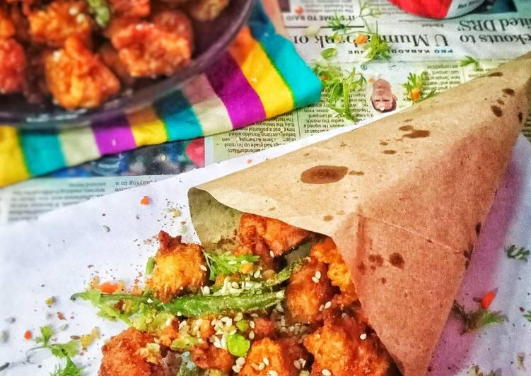 Simple Way to Prepare Speedy Pav Bhaji Popcorns