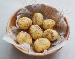 Kentang Butter, Makanan favorit semua kalangan di Rest Areanya Korea