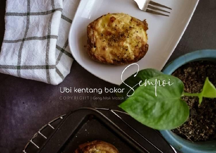 Ubi Kentang Bakar Sempoi - velavinkabakery.com