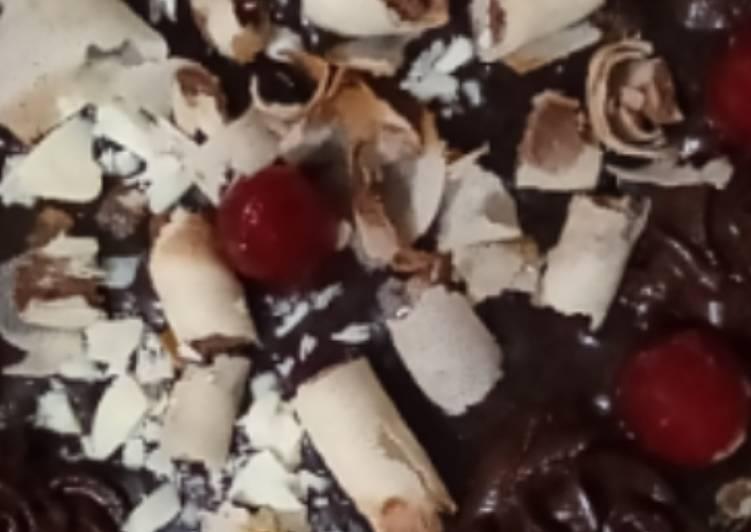 10 Minute Simple Way to Make Refreshing Moist eggless chocolate cake