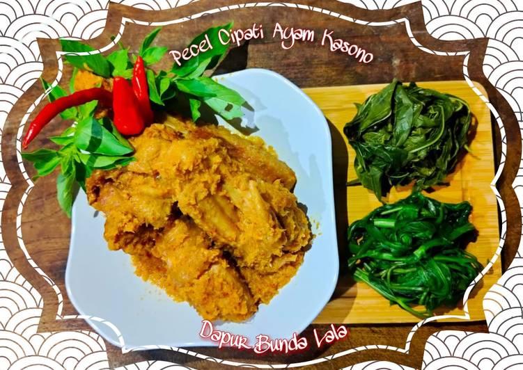 Pecel Cipati Ayam Kasono (Ngangenin)