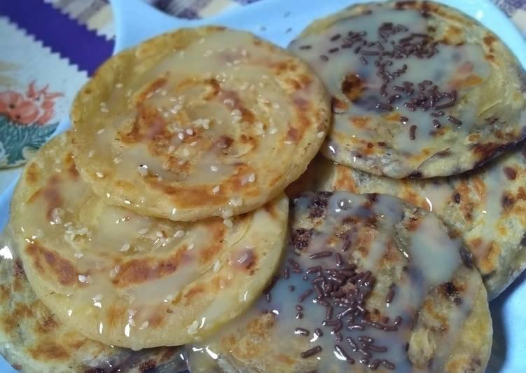 Roti Maryam ORI dan coklat