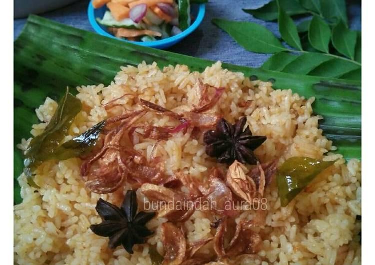 Nasi Minyak (Jambi)