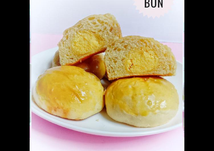 Resep Butter milk bun Paling Enak