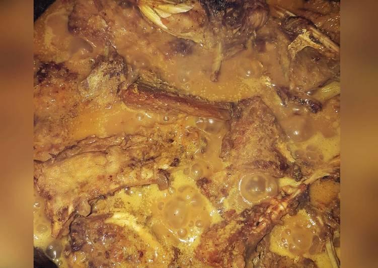 Resep Gulai ikan ayam ayam/ikan ethong yang Menggugah Selera
