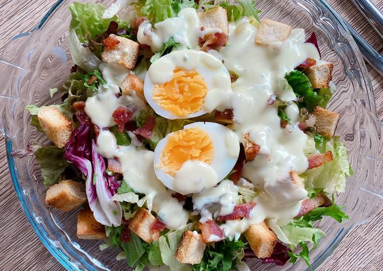 Recipe of Award-winning Salad creamy ranch dressing